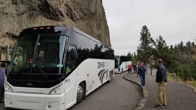 Avon Colorado Charter Bus Rentals