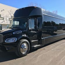 Coach Bus Rentals Denver Colorado