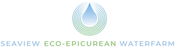 Seaview Eco-Epicurean Airbnb Waterfarm