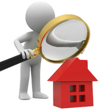real estate appraisal process, inspection of the subject property, site and all factors