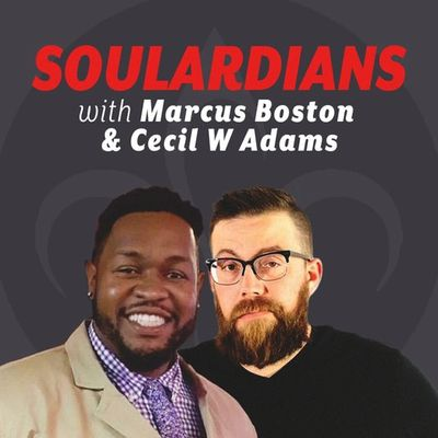 Marcus Boston & Cecil W Adams - St. Louis, MO