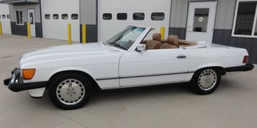 1987 Mercedes Benz 560SL vehicle for sale