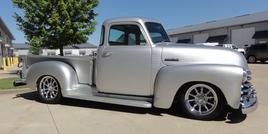 1950 Chevy 3100 5 Window Pick Up