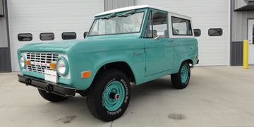 1969 Ford Bronco vehicle for sale
