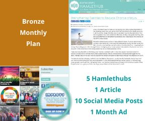 HamletHub Bronze Monthly Plan