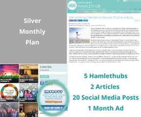 Hamlethub Silver monthly plan