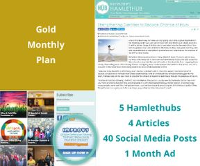 Gold Monthly Plan