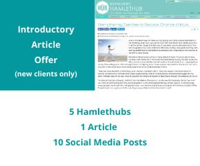 Introductory Article Offer