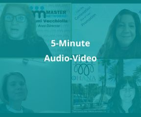 5 Minute Audio/Video Interview