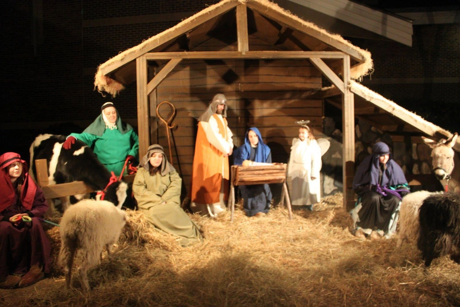 Sioux Falls Living Nativity
