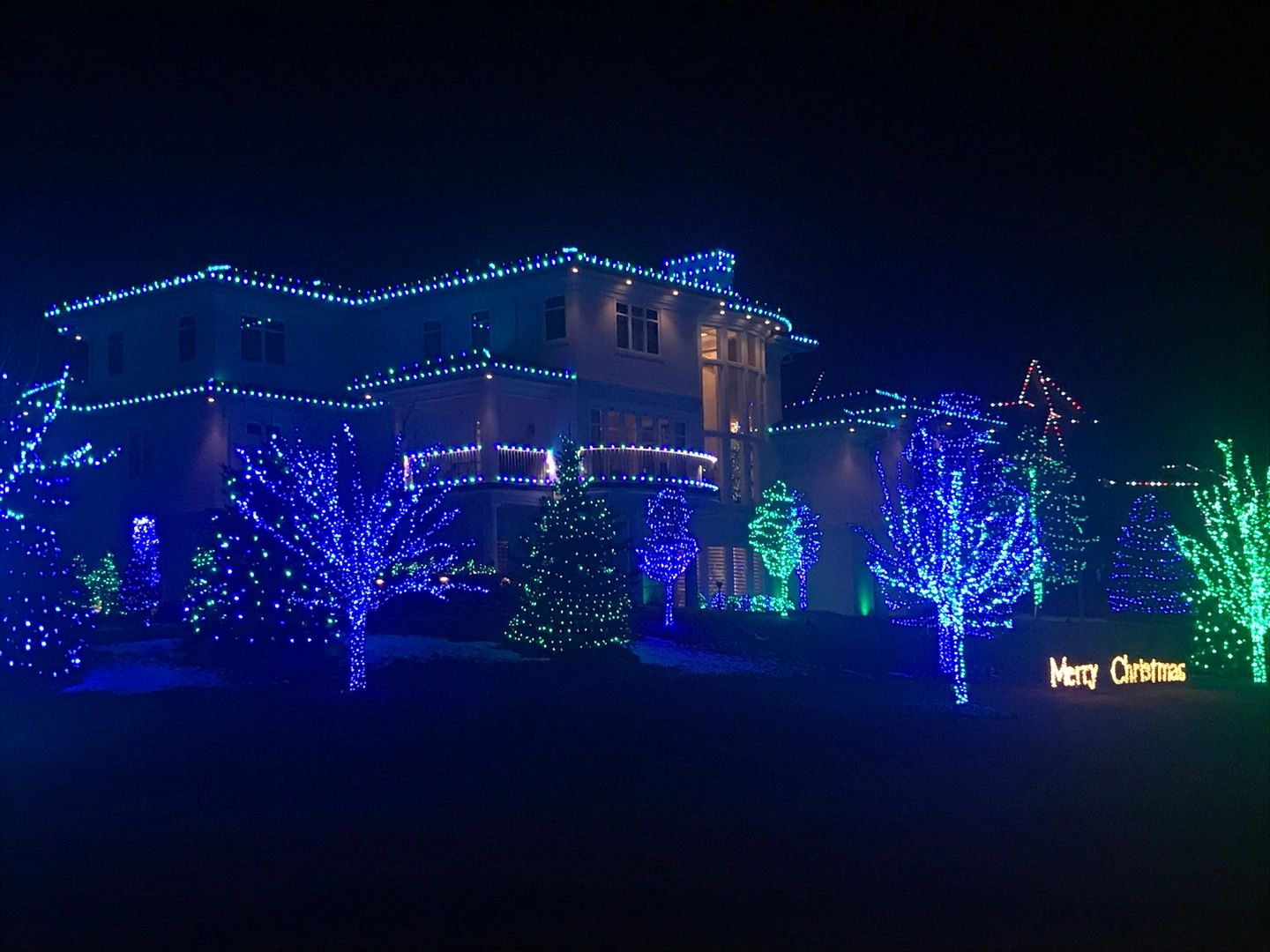 Christmas Sioux Falls Holiday Lights
