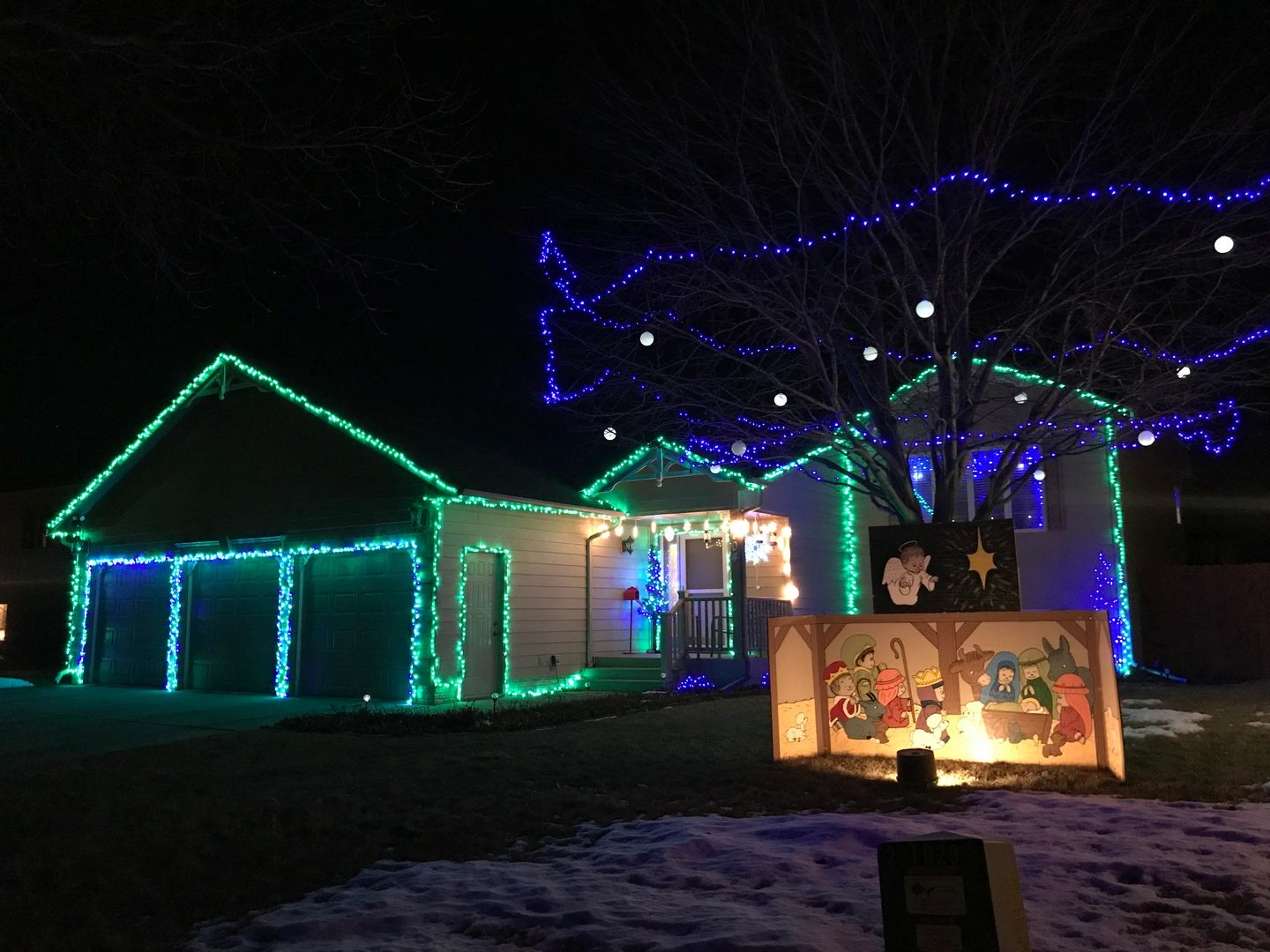 Christmas Lights Sioux Falls