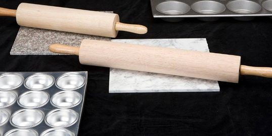 Rolling Pins and Muffin Pans