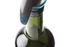 JOIE EXPAND & SEAL WINE STOPPER - Made from BPA-free plastic; will never rust; flip top expands the seal to lock in freshness