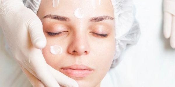Facial, Skin Treatment, Spa, Skin Care, Galveston Texas, Peel, CBD