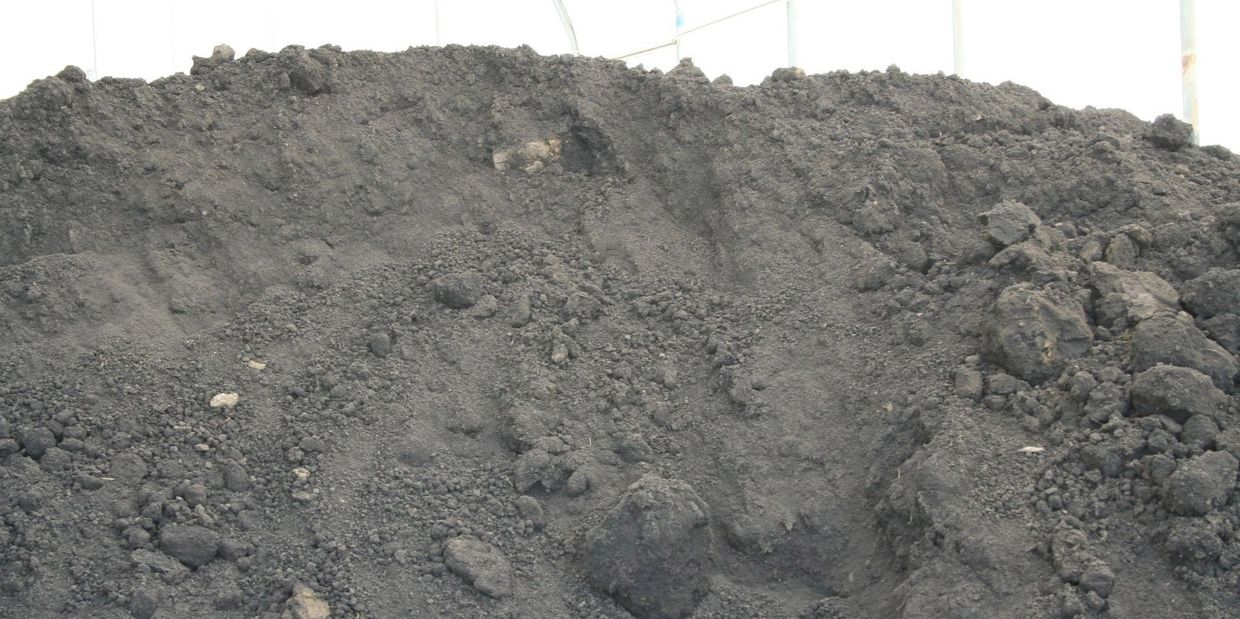 Bulk Black Dirt Topsoil