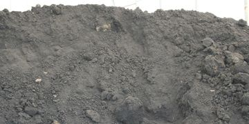 Bulk Black Dirt Topsoil used for gardening.