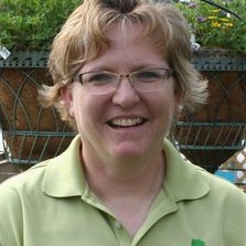 Lisa Kirtley, Greenhouse Manager
