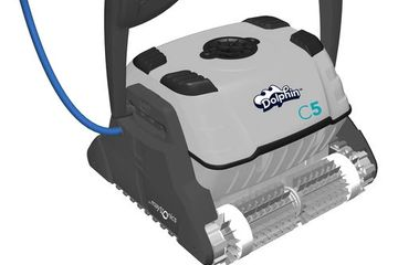 Pool cleaners, pool robot, maytronics, C5