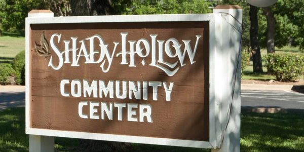 I live in this community that I love, Shady Hollow!  I love working here and I love giving back to m
