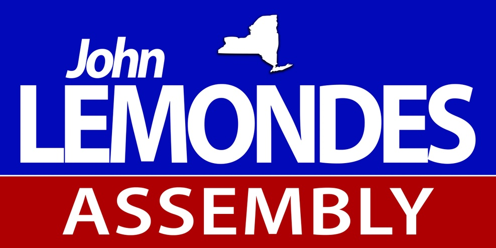 John Lemondes for New York State Assembly