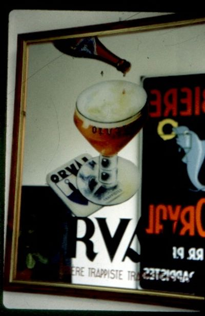 Orval Brewery. Photo by Janet Forman.