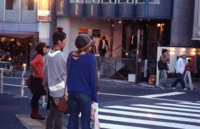 Daikanyama. Photo by Janet Forman