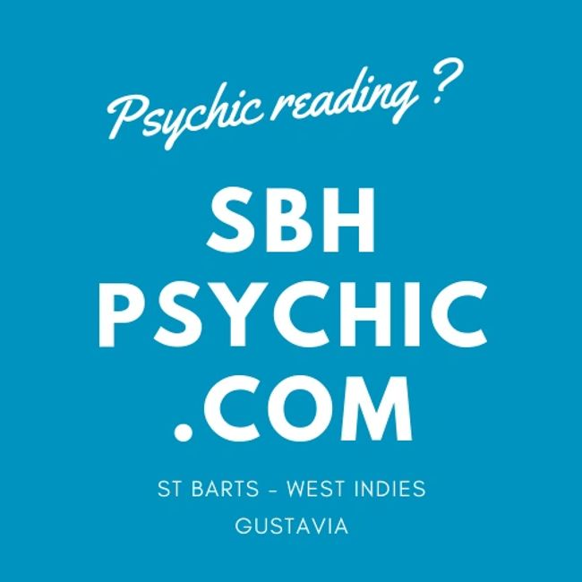 SbhPsychic.com the one and only psychic medium in St Barts Gustavia West Indies.