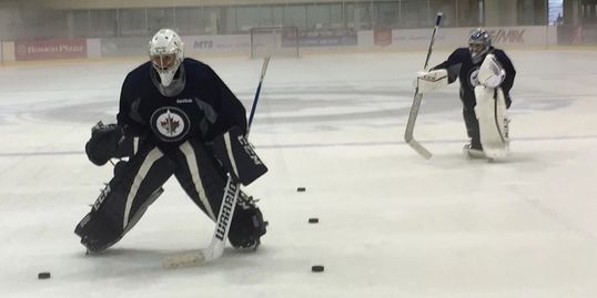 WINNIPEG JETS, NHL, TRAINING CAMP 2016