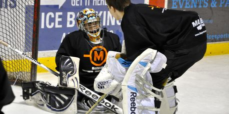 Programming Philosophy Mcguire Goaltending Hockey Development