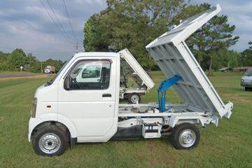 SUZUKI CARRY DA63T HEAVY DUTY LOW DUMP