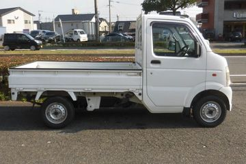Automatic Suzuki Carry 4wd