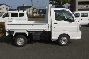 DA16T SUZUKI CARRY DUMP MINI TRUCK