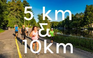 On the Race Roster website please search for the Muskoka Marathon event