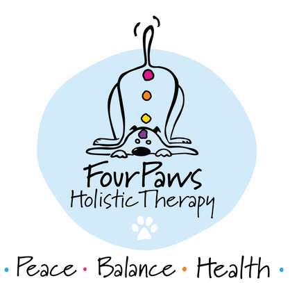 Four Paws Holistic Therapy Copyright  / TradeMark
