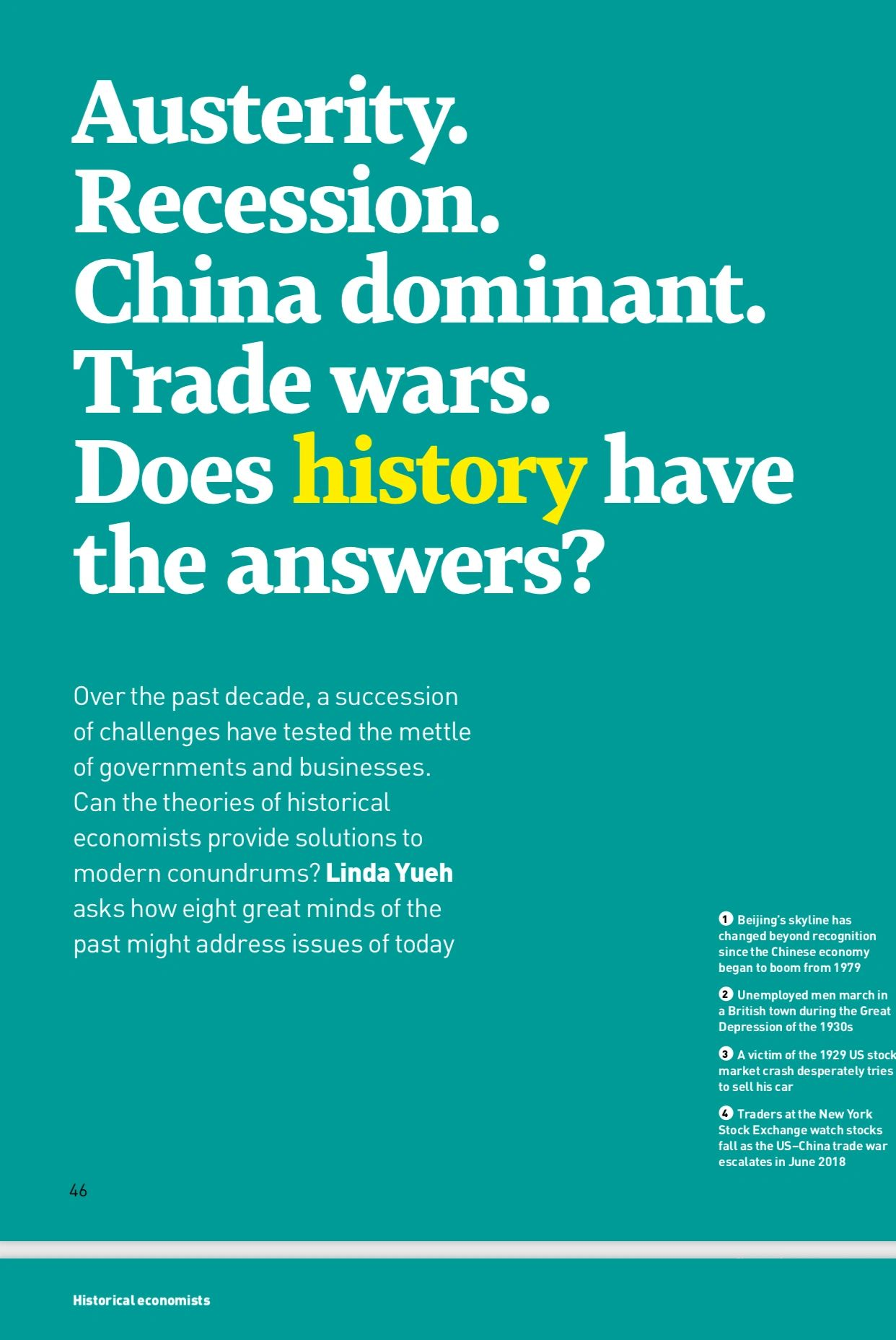 Austerity  Recession  Trade Wars  Does history have the answers?