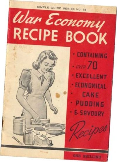 Wat-time rationing recipes