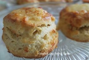 mature cheddar cheese scones