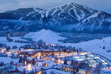 Sun Valley, Idaho ski area