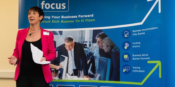 Business in Focus, Wales