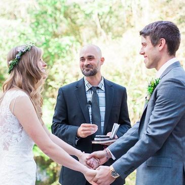 Tampa Bay Area Wedding Officiant - Pastor Heath Weddings