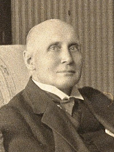 Alfred North Whitehead (b. 1861, d. 1947)