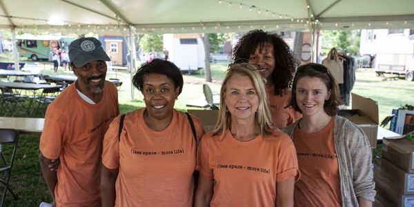 Volunteer for the Atlantic Station Tiny House Festival!