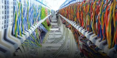 Cabling Design, Install, Voice, Cat 5, 5E, 6,7 Data, Wireless, Fiber Optic, VoIP, LAN, Paging, CCTV