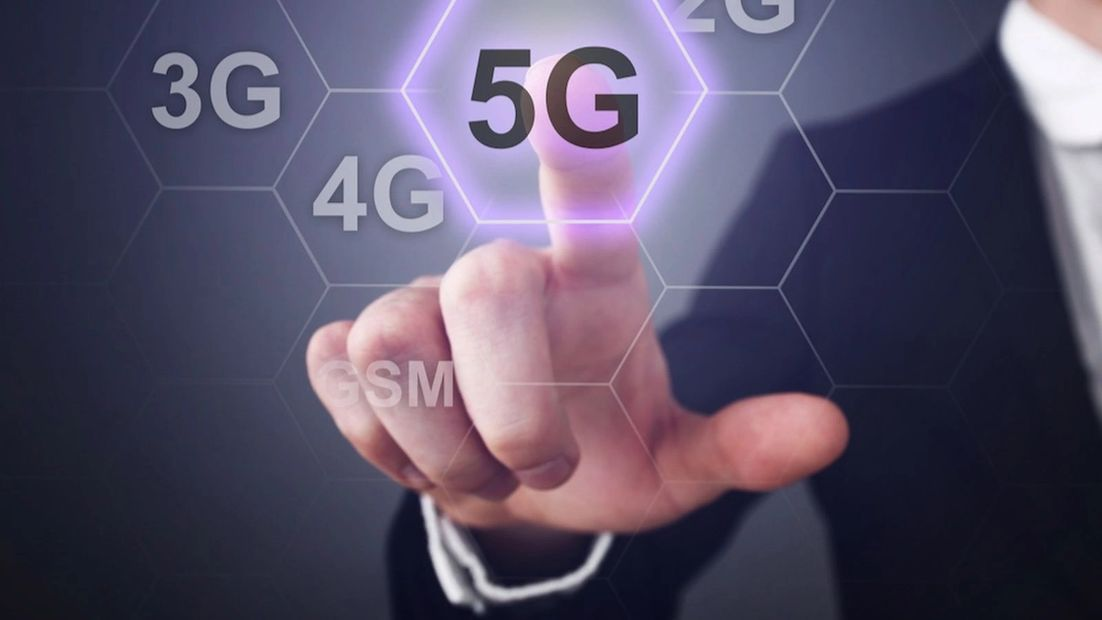 This is 5G opportunity people business speed capacity mobile data traffic Technology digitization