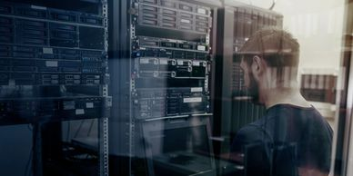 Managed LAN foundation of core systems, data, applications drive business and key to IT assets