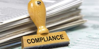 Proper controls in place to be compliant for HIPAA, PCI, Sarbanes-Oxley and FedRAMP.