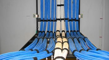 KCCi Cabling Services offers, Integrated cost effective Voice, Data, Video & Fiber-Optic Cabling.