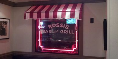 Replicated Rossi's Bar & Grill