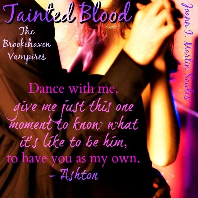 Tainted Blood, the Brookehaven Vampires, Book 3
